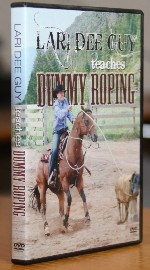 Lari Dee Guy teaches Dummy Roping